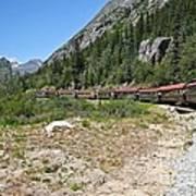 Scenic Railroad Art Print