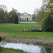 Schloss Woerlitz Art Print