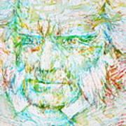 Schopenhauer Art Print