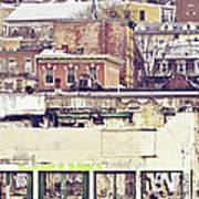 Schuylkill Scenery Art Print