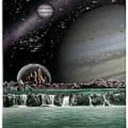 Sci-fi Art Print
