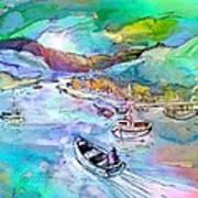 Scotland 24 Art Print