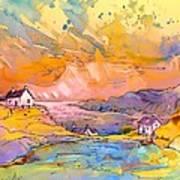 Scotland 27 Bis Art Print