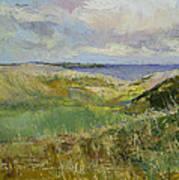 Scotland Landscape Art Print by Michael Creese