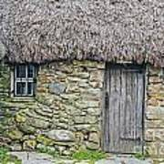Scottish Farmhouse Art Print