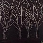 Scott's Trees Art Print