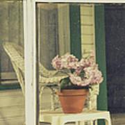 Screened Porch Art Print