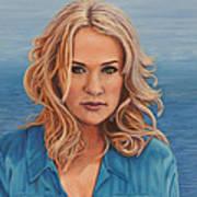 Carrie's Sea Cruise Art Print