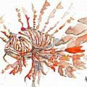 Sea Dude  Art Print