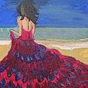 Sea-escape Art Print