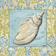 Sea Spa Bath 2 Art Print