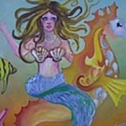 Sea Taxi Art Print