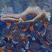 Sea Whisper Art Print