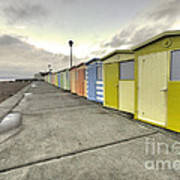 Seaford Beach  Art Print