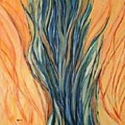 Seagrass Sold Art Print