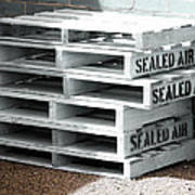 Sealed Air Is So Fresh Art Print