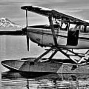 Seaplane Standby Art Print