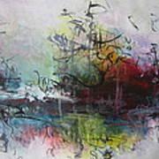 Seascape 000013 Art Print