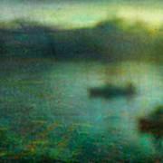 Seascape #23. Retreat Pond Art Print