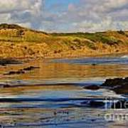 Seascape At Phillip Island Art Print