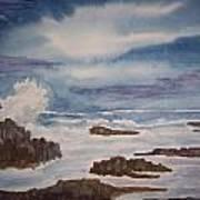 Seascape Five Art Print