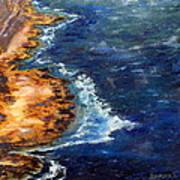Seascape Series 5 Art Print