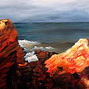Seascape Series 6 Art Print