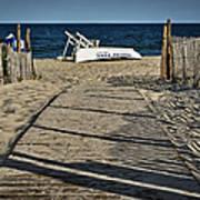 Seaside Park New Jersey Shore Art Print