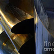 Seattle Emp Building 1 Art Print