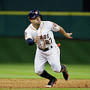 Seattle Mariners V Houston Astros Art Print