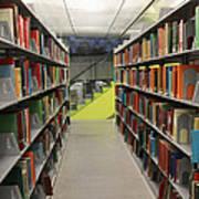 Seattle Public Library Art Print