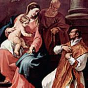 Sebastiano Ricci Art Print