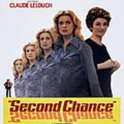 Second Chance, Aka Si Cetait A Refaire Art Print