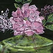 Second Hand Rose Art Print