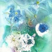 Secret Garden Art Print