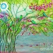 Secret Paradise Inner Bliss Art Print