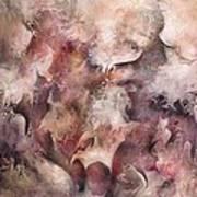Secrets And Lace Art Print