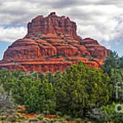 Sedona Arizona Bell Rock Art Print