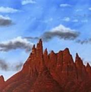 Sedona Arizona Art Print