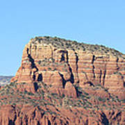 Sedona  Arizona  Mountain  Three Art Print