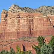 Sedona  Arizona  Mountain  Two Art Print