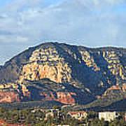 Sedona Arizona Panoramic Art Print