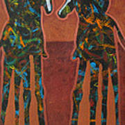 Sedona Sundown Art Print