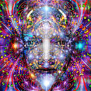 Seeing In A Sacred Manner Art Print