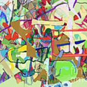 Seeker Being Sought 1e Art Print
