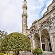 Sehzade Mosque 09 Art Print