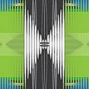 Seismic Rug Art Print