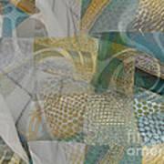 Selecting Linens Art Print