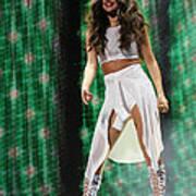 Selena Gomez-8678-1 Art Print
