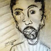 Self-portrait #2 Art Print